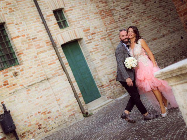 Il matrimonio di Attilio e Loredana a Monteprandone, Ascoli Piceno 22