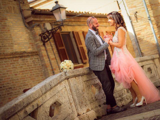 Il matrimonio di Attilio e Loredana a Monteprandone, Ascoli Piceno 23