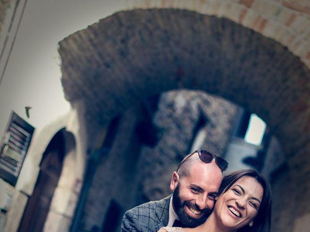 Il matrimonio di Attilio e Loredana a Monteprandone, Ascoli Piceno 25