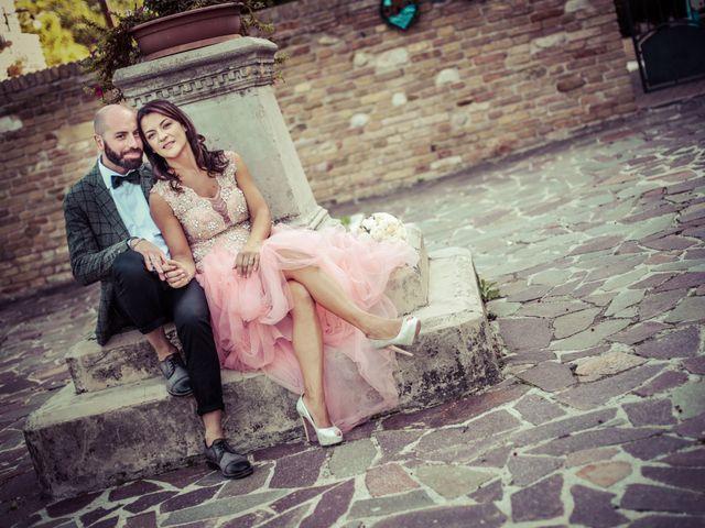 Il matrimonio di Attilio e Loredana a Monteprandone, Ascoli Piceno 28