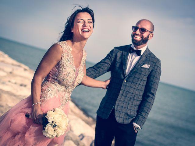 le nozze di Loredana e Attilio