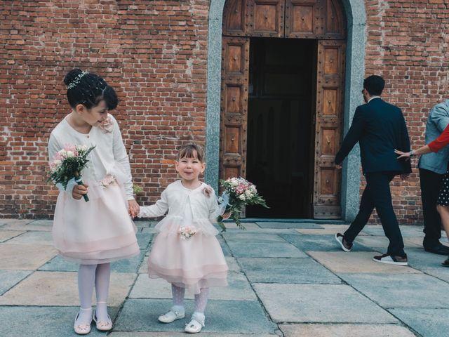 Il matrimonio di Stefano e Alina a Roddi, Cuneo 23