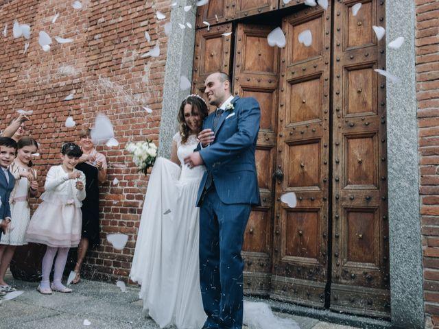 Il matrimonio di Stefano e Alina a Roddi, Cuneo 32