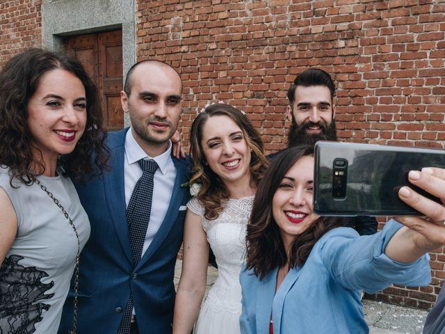 Il matrimonio di Stefano e Alina a Roddi, Cuneo 35