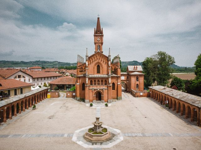 Il matrimonio di Stefano e Alina a Roddi, Cuneo 43