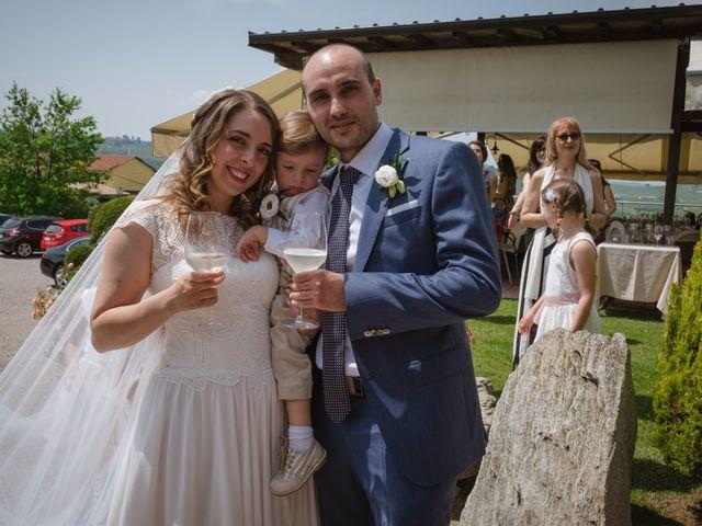 Il matrimonio di Stefano e Alina a Roddi, Cuneo 47