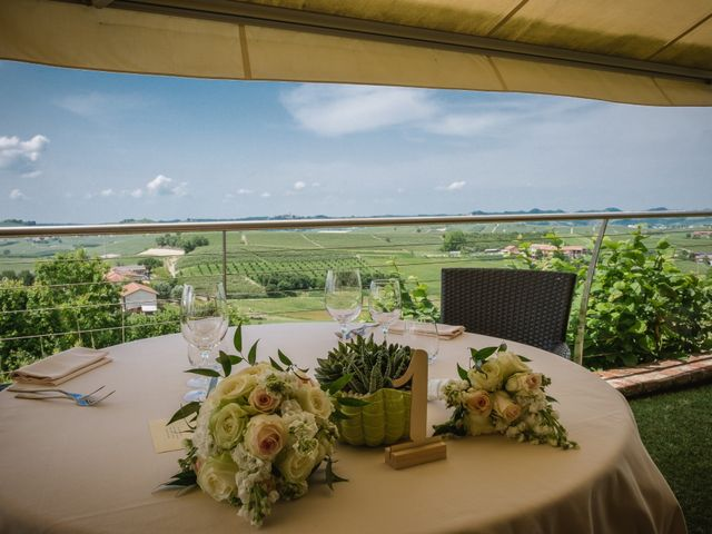 Il matrimonio di Stefano e Alina a Roddi, Cuneo 50
