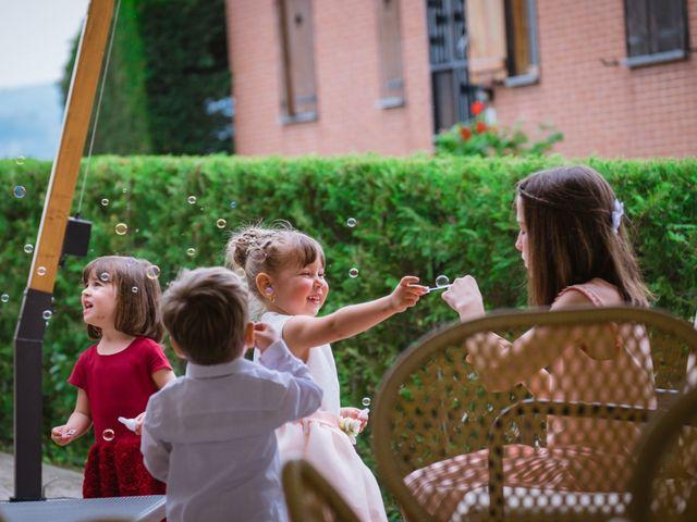 Il matrimonio di Stefano e Alina a Roddi, Cuneo 53