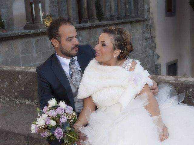 Il matrimonio di Francesca  e Luca a Viterbo, Viterbo 3