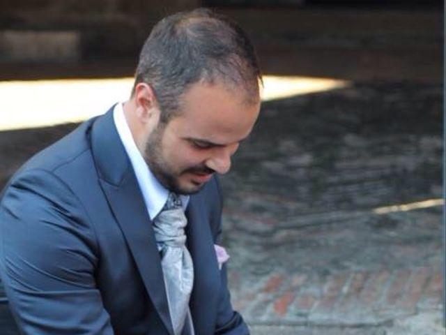 Il matrimonio di Francesca  e Luca a Viterbo, Viterbo 12