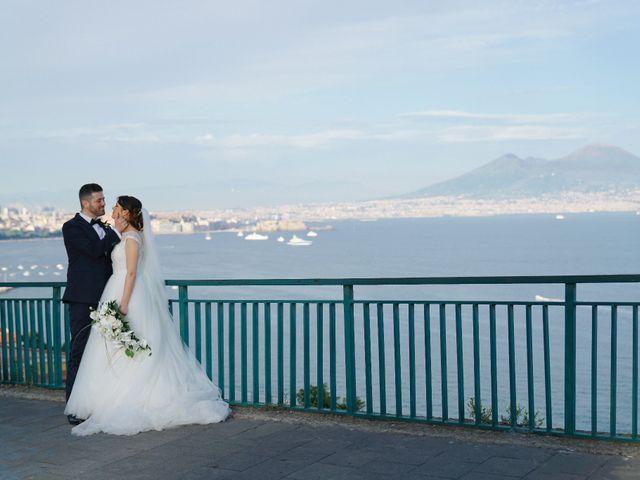 Il matrimonio di Emanuele e Monica a Napoli, Napoli 29