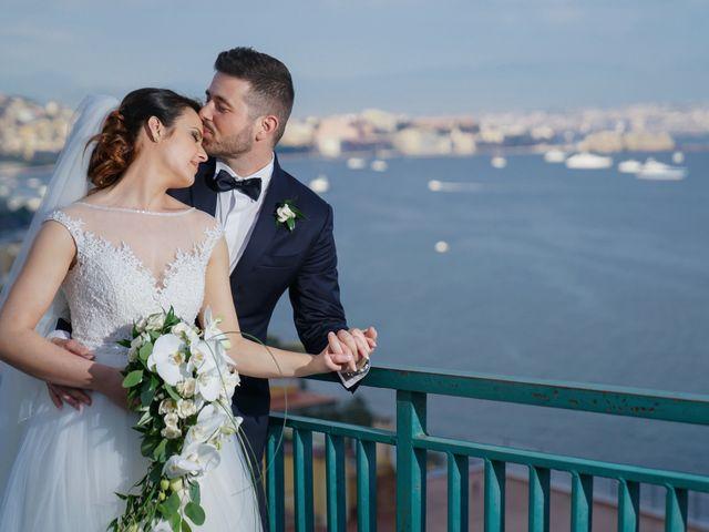 Il matrimonio di Emanuele e Monica a Napoli, Napoli 1