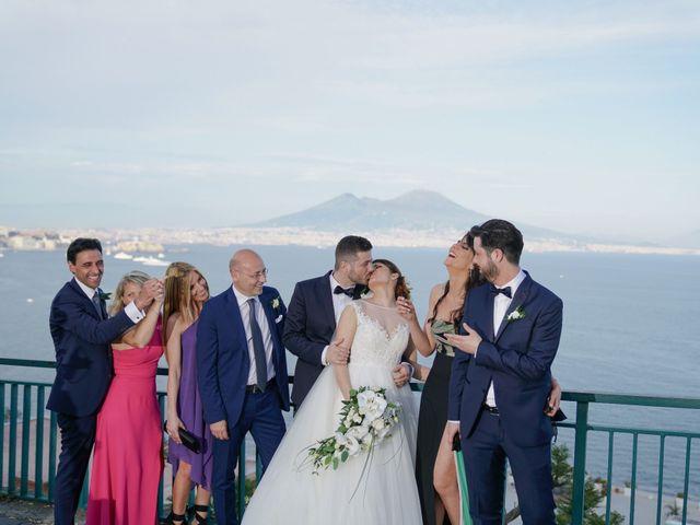 Il matrimonio di Emanuele e Monica a Napoli, Napoli 34