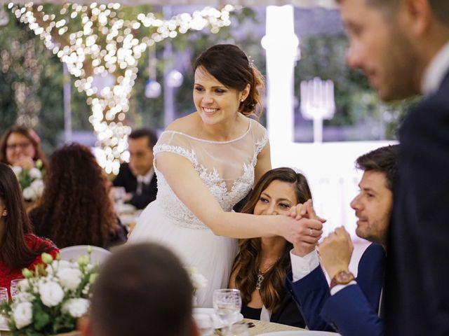Il matrimonio di Emanuele e Monica a Napoli, Napoli 51