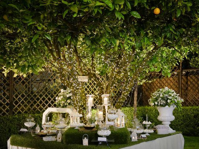 Il matrimonio di Emanuele e Monica a Napoli, Napoli 60