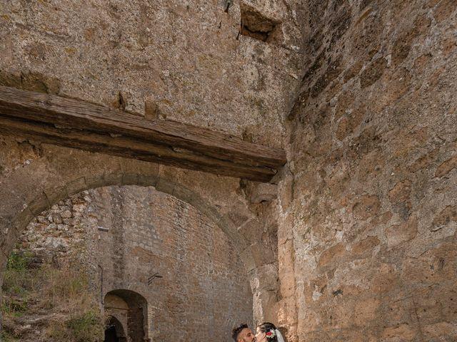 Il matrimonio di Marco e Roberta a Castel Sant'Elia, Viterbo 6