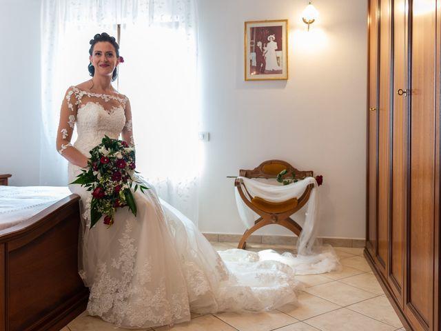 Il matrimonio di Marco e Roberta a Castel Sant'Elia, Viterbo 11
