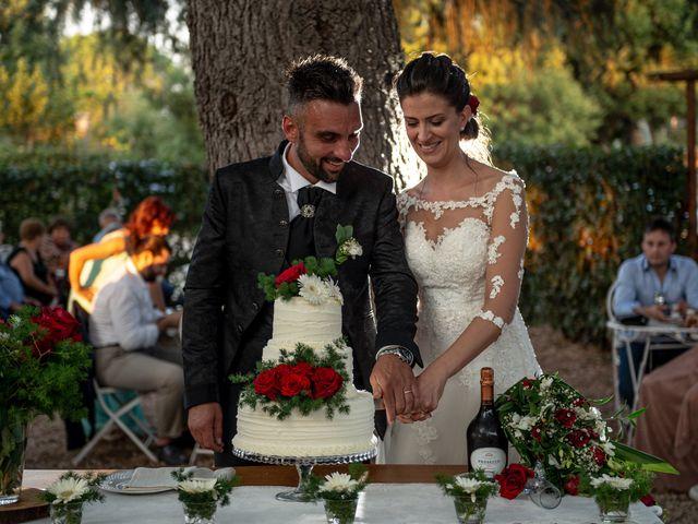 Il matrimonio di Marco e Roberta a Castel Sant'Elia, Viterbo 14