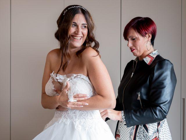 Il matrimonio di alessandro e simona a Boffalora sopra Ticino, Milano 2