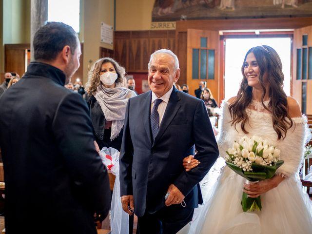 Il matrimonio di alessandro e simona a Boffalora sopra Ticino, Milano 4
