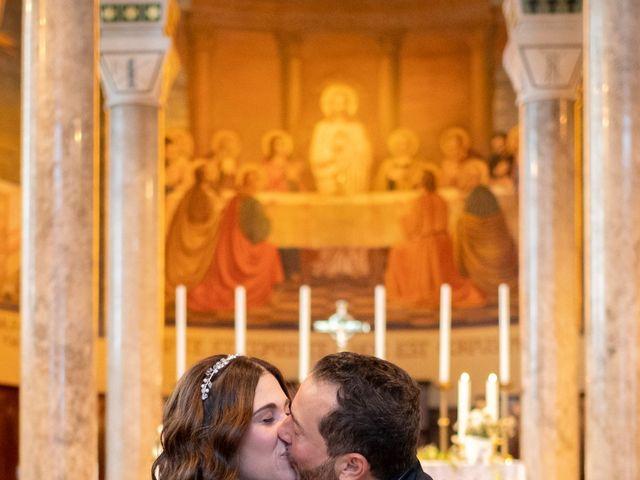 Il matrimonio di alessandro e simona a Boffalora sopra Ticino, Milano 5