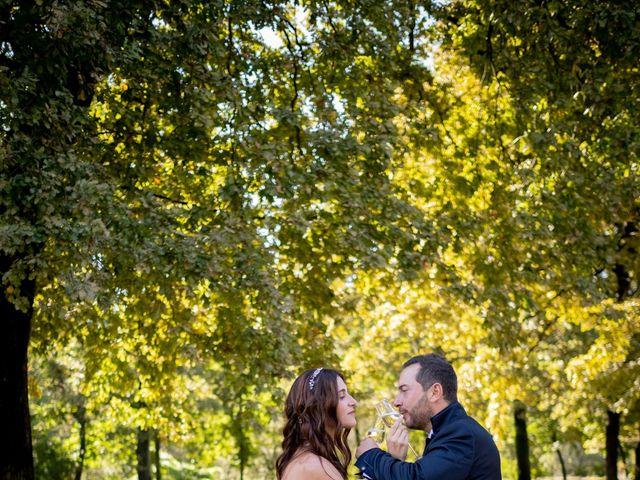 Il matrimonio di alessandro e simona a Boffalora sopra Ticino, Milano 10