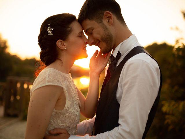 Le nozze di Rita e Leonardo