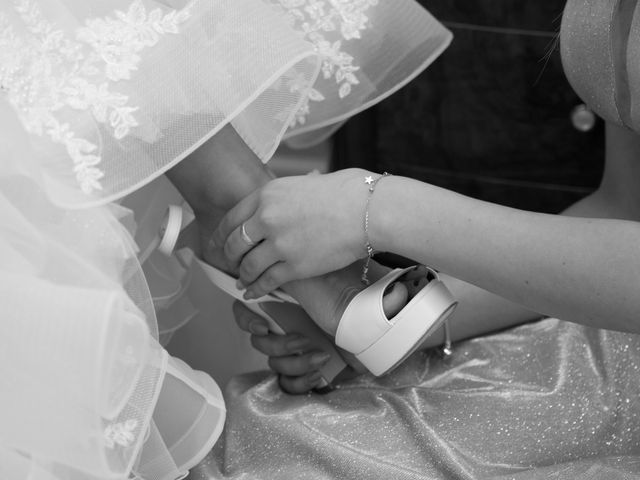 Il matrimonio di Francesca e Andrea a Butera, Caltanissetta 7