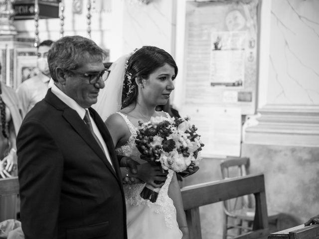 Il matrimonio di Francesca e Andrea a Butera, Caltanissetta 30