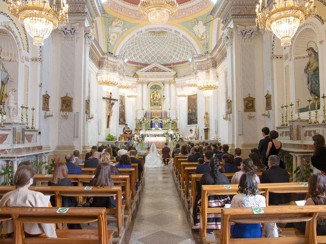 Il matrimonio di Francesca e Andrea a Butera, Caltanissetta 31