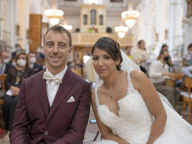 Il matrimonio di Francesca e Andrea a Butera, Caltanissetta 33