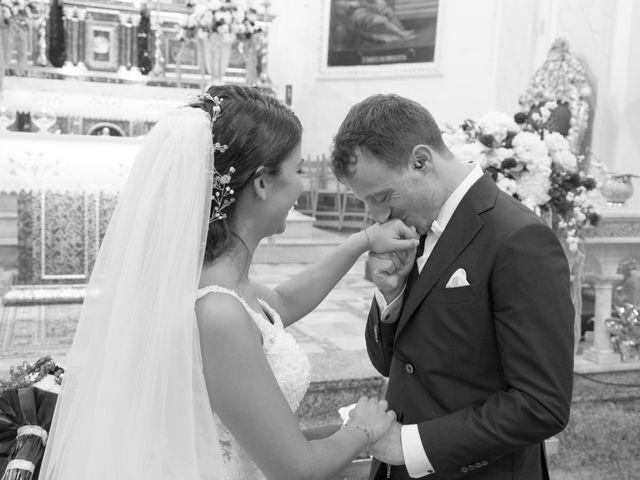Il matrimonio di Francesca e Andrea a Butera, Caltanissetta 34
