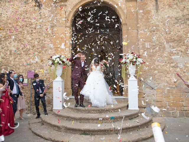 Il matrimonio di Francesca e Andrea a Butera, Caltanissetta 41