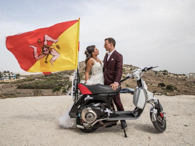 Il matrimonio di Francesca e Andrea a Butera, Caltanissetta 49