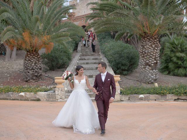 Il matrimonio di Francesca e Andrea a Butera, Caltanissetta 62