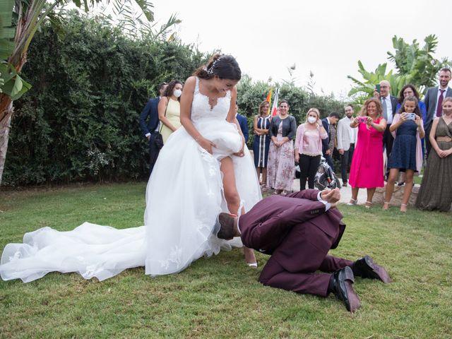Il matrimonio di Francesca e Andrea a Butera, Caltanissetta 67
