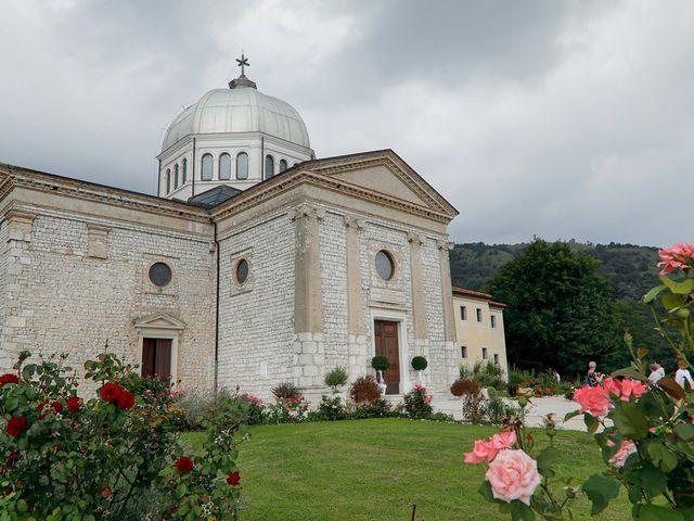 Il matrimonio di Sergio e Chiara a Aviano, Pordenone 11
