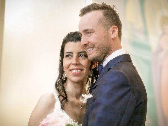 Il matrimonio di Sergio e Chiara a Aviano, Pordenone 1