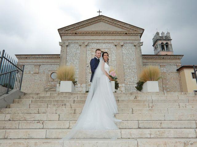 Il matrimonio di Sergio e Chiara a Aviano, Pordenone 17