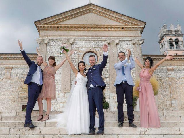 Il matrimonio di Sergio e Chiara a Aviano, Pordenone 20