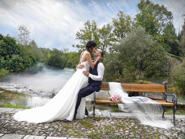 Il matrimonio di Sergio e Chiara a Aviano, Pordenone 27