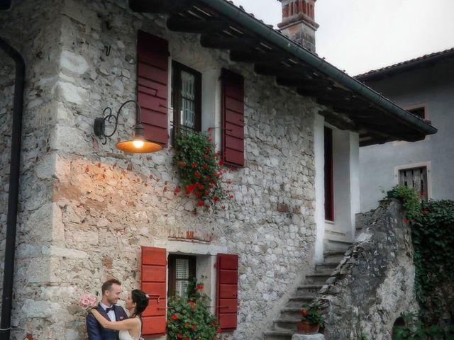 Il matrimonio di Sergio e Chiara a Aviano, Pordenone 28