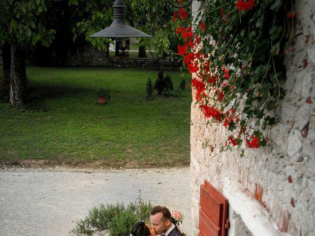 Il matrimonio di Sergio e Chiara a Aviano, Pordenone 29