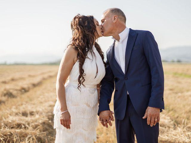 Il matrimonio di Franco e Stella a Ameglia, La Spezia 1