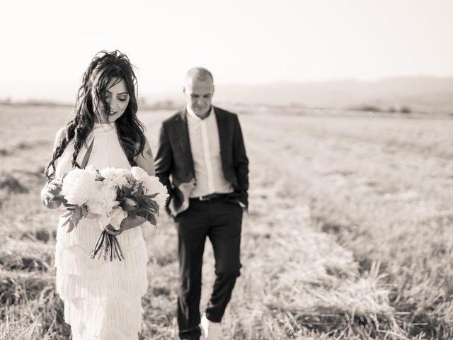 Il matrimonio di Franco e Stella a Ameglia, La Spezia 6