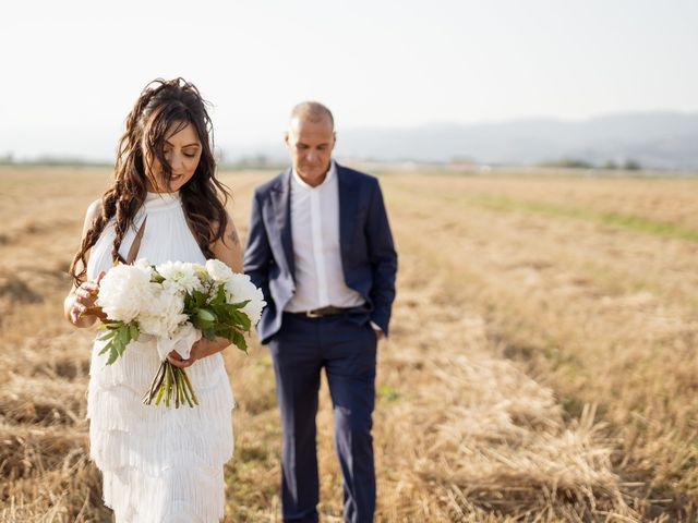 Le nozze di Stella e Franco