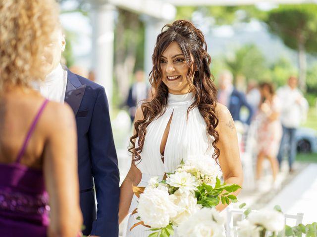Il matrimonio di Franco e Stella a Ameglia, La Spezia 18