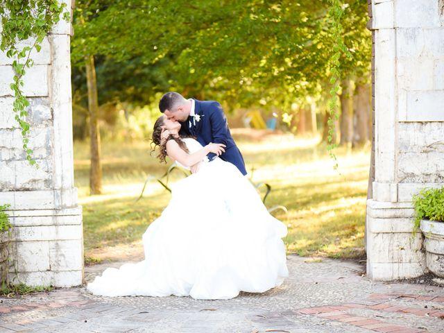 Le nozze di Andrea e Erika