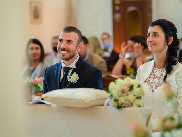 Il matrimonio di Marco e Roberta a San Nazario, Vicenza 14