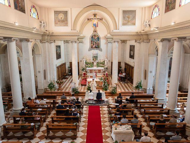Il matrimonio di Marco e Roberta a San Nazario, Vicenza 21